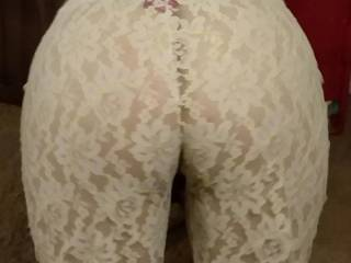 Sexy new pants waiting to get pulled off