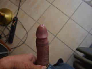 my dick erect