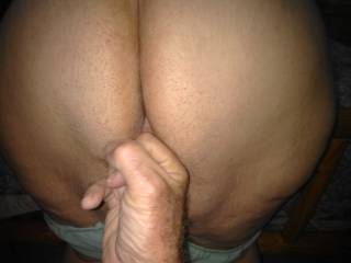 Finger that hole.