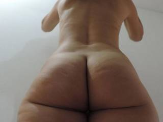 What would you do with my booty? Just tell me your horny feelings.