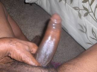 Mmmmm, it looks delicious...and my pussy would love to have it fill it up with your cock and cum.  Happy Birthday.  MILF K
