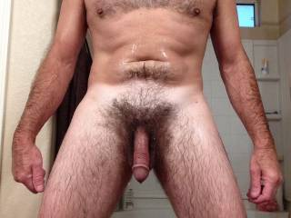 Thanks for the kind words - makes my dick nice and hard for you...
