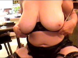 Mmmmmm, your tits get me sooo Hard they are just lovely I'd love to fondle them......