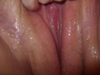 mmmm wow beautiful pussy, you make my cock so hard love. i will lick your hot wet pussy now.