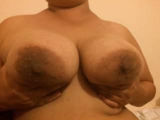 nice big tits for you guys