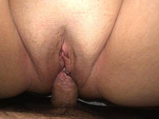 Fucking my sexy wife's tight pussy