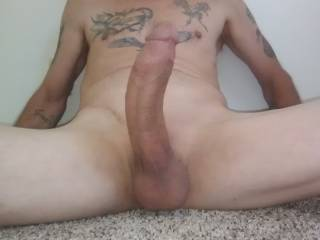 I love getting naked and showing my Cock