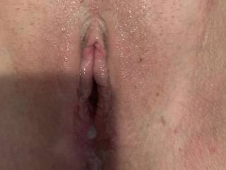 I have fucked and Creampied my slut girl friend while on top an observation tower. She is very wet and multi orgasmic.