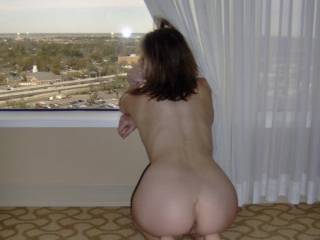 a fucking good view allround..lol