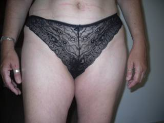 Mmmmmm I'd love to eat you through your sexy knickers