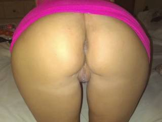 wifes hot ass before fucking