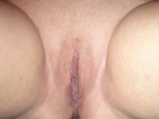 my girls sexy pussy that I love to eat wouldn\'t you