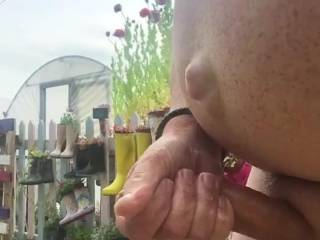 I love wanking and knowing I am being watched! I wish I was with lots of wankers allstark naked and sucking wanking and fucking each other! It would be fantastic having someone\'s cock on my hand rubbing it and sucking it!