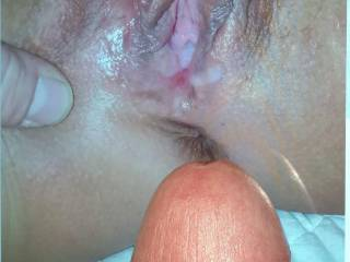 She says hubby wants to watch me add my load... ok, here goes