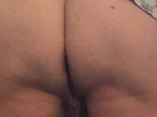 Wife's little ass