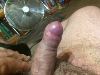 Getting the foreskin rolled back