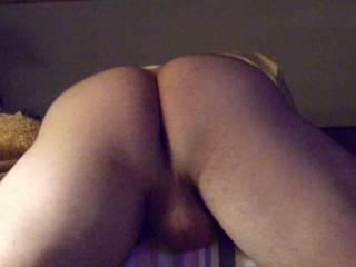 This is my ass and my balls :)