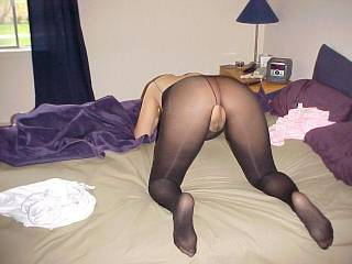 That looks so very inviting, and I just know that Princess would love to have her face pressed against your wide open sopping pussy, she loves to thrill a needy clit ......Devil xxxx