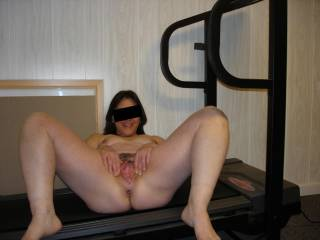 Your pussy is so hot and wet I want to slip my throbbing cock in!