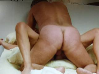 I'll fill her pussy with my cock and cum