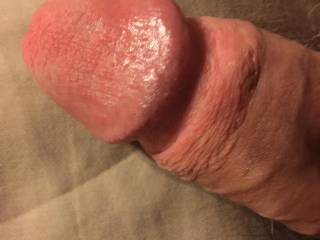 Close up dick pick