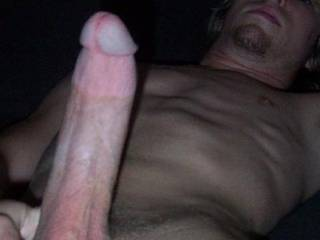 Love my balls licked and sucked while I stroke. Any ladies wanna?