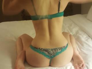 Taking it off in Casino Hotel room