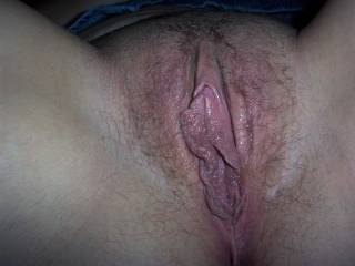 I'd love to see my cum dripping out of your pussy after we have had a good fuck.