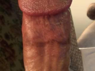 My girl says my cock is sexy. I say it's just a dick.