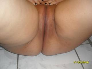I'm so ready to stretch you babe!!!