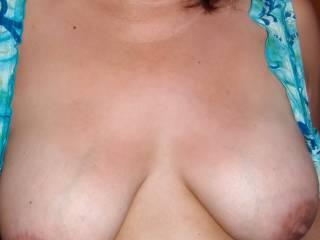 Vacation photo:  Bra free dress...see!