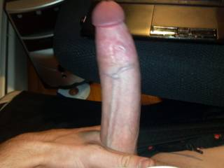 Hot looking cock you have there.