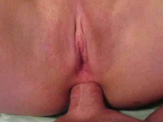 Love it when we have anal sex, my ass is so hungry for cock..