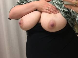 she sent me this well i was at work, i got instantly hard. what do you think?