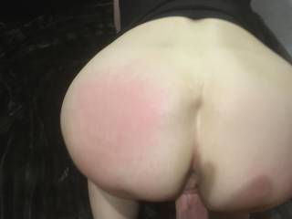 wife fucked and spanked