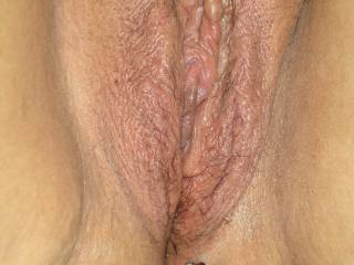 Mmm, love to lick your hot sexy pussy, babe