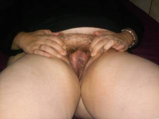 She is making me int the mood to eat some pussy