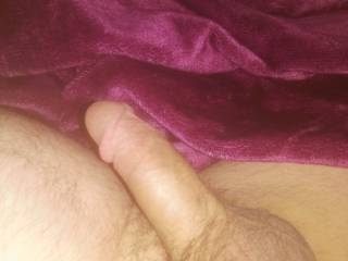was horny one night... had to have a play,,,anyone else wanna play with it