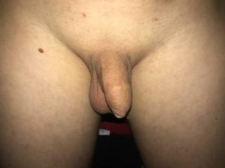showing off sexy foreskin for all foreskin lovers out there ;)