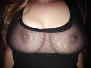 Would it be OK if I wore this top out in public??