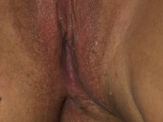 Wife's delicious pussy