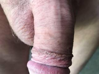I love my penis and the way it curves