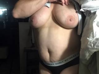 horny wife loves local\'s seeing her tits...anything you might wanna do with them
