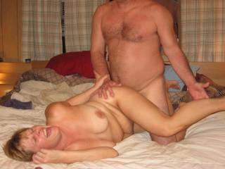 Wife enjoying a cock