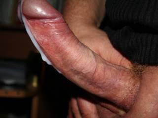 Mmmmmm feed me your cum covered cock