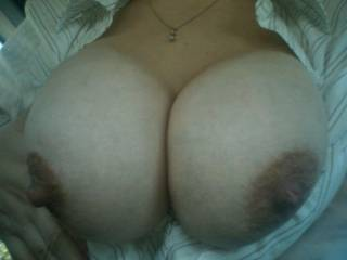 would love to fuck your amazing tities, and to cum all over your tits, nipples, mouth and face.
