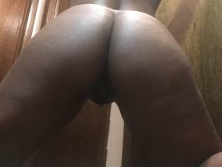 Butt and pussy