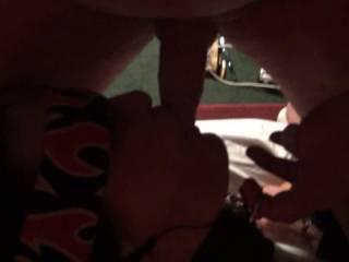 Colorado springs amateur interracial blowjob