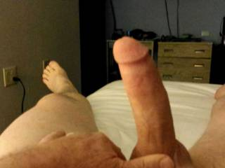 My cock for your enjoyment