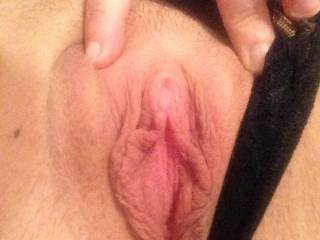 You wanted to see my pussy shaved.. here it is.